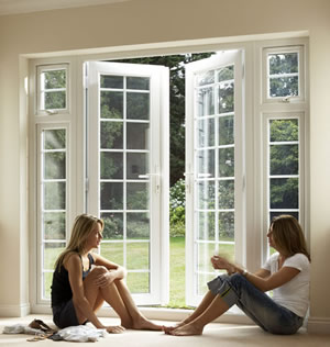 outside french doors home designs project