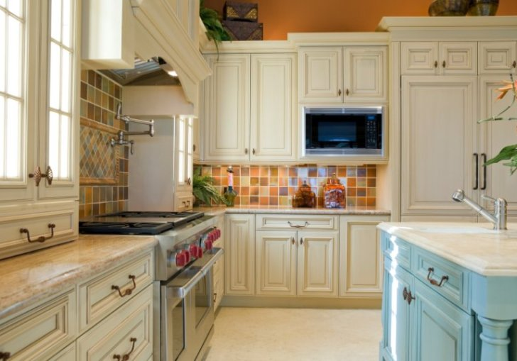 Kitchen Cabinet Refacing Paint