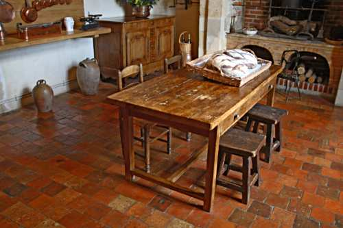 rooster rugs for kitchen scrubber french country kitchens furniture | ...