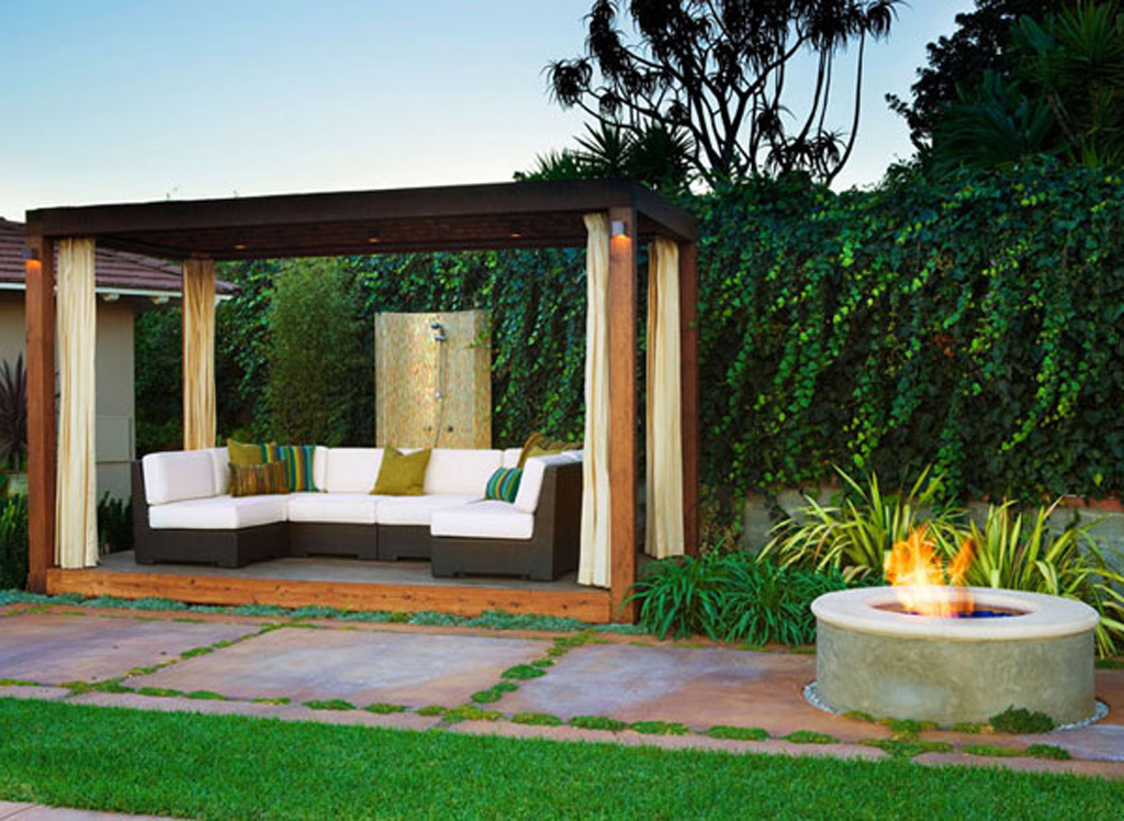 Outdoor Patio Decorations  Home Designs Project