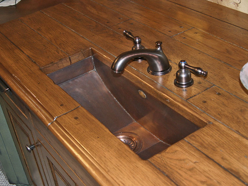 unique ideas for bar and prep sinks