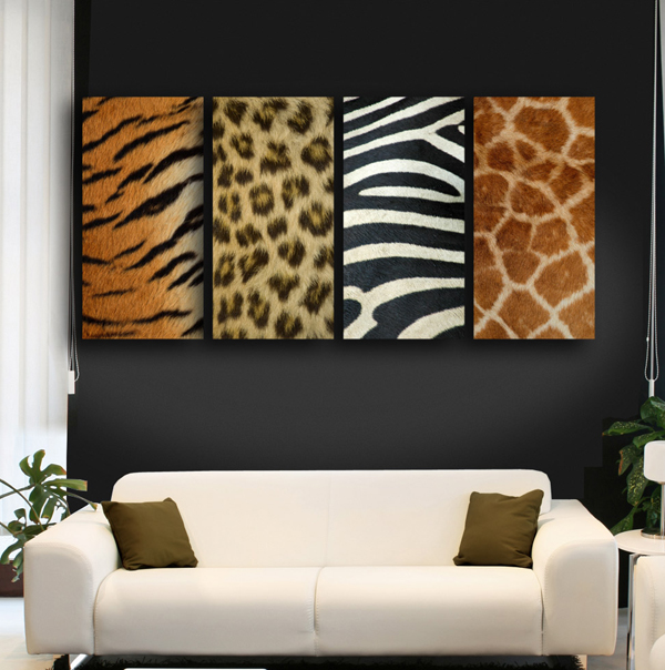animal print living room ideas Animal Print Living Room Decorating Ideas