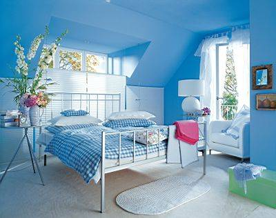 Design And Decoration Ideas For A Master Bedroom In White