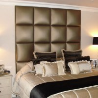 padded headboard design ideas | Home Designs Project