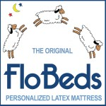 FloBeds, The Original Personalized Latex Mattress