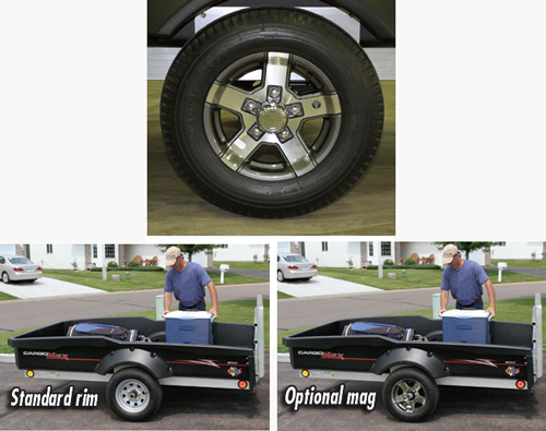 Cargo Max Utility Trailer 4 Sizes Available To Do