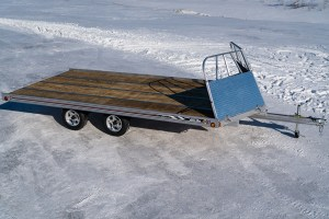 Open Bed Trailers