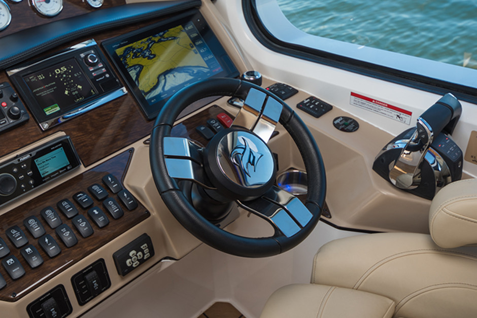 Afina Steering and Controls