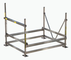 Aluminum Vertical Boat Lifts for Boats, Pontoons and PWCs | FLOE