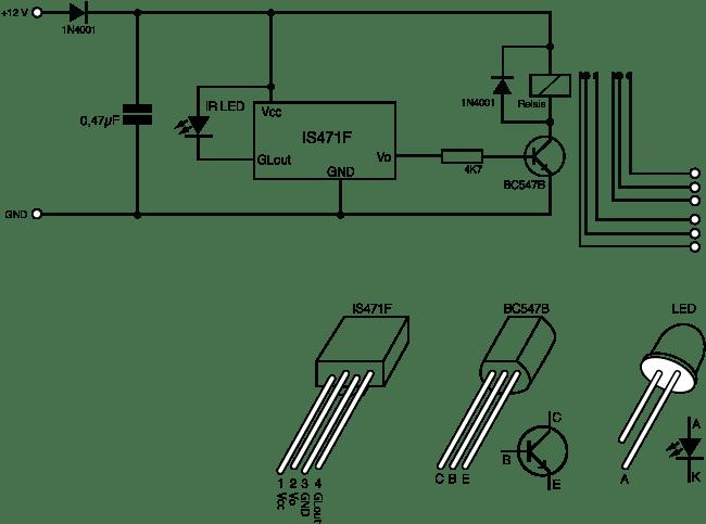 Dcc wye wiring