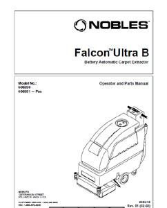 Part manuals for Nobles Falcon Ultra