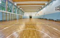 Sports Hall  Parquet Sport Oak  Flooring