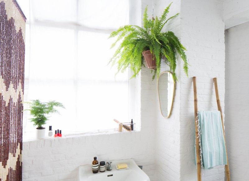 Bathroom Bliss  Floor