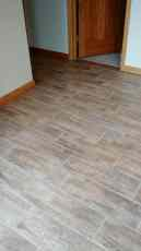 Palmer - Basement tile floor