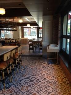 Kimpton Bar Area
