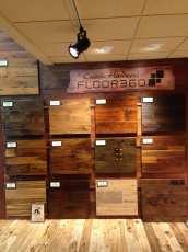 Custom Hardwood Area FLOOR360