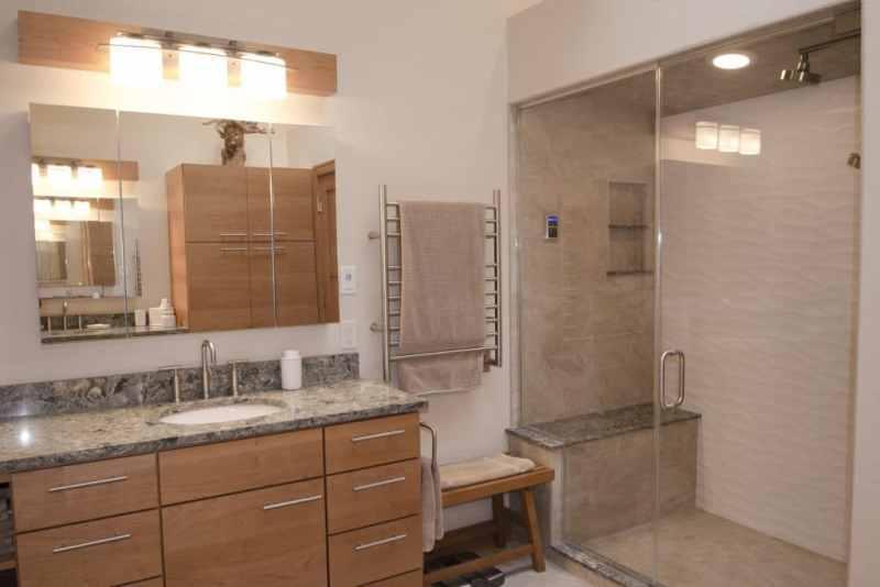 Prairie Style Bathroom