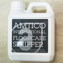 amtico floor stripper