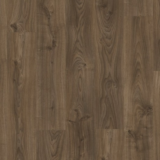 Quickstep Luxury Vinyl Tile Dark Brown Cottage oak dark brown