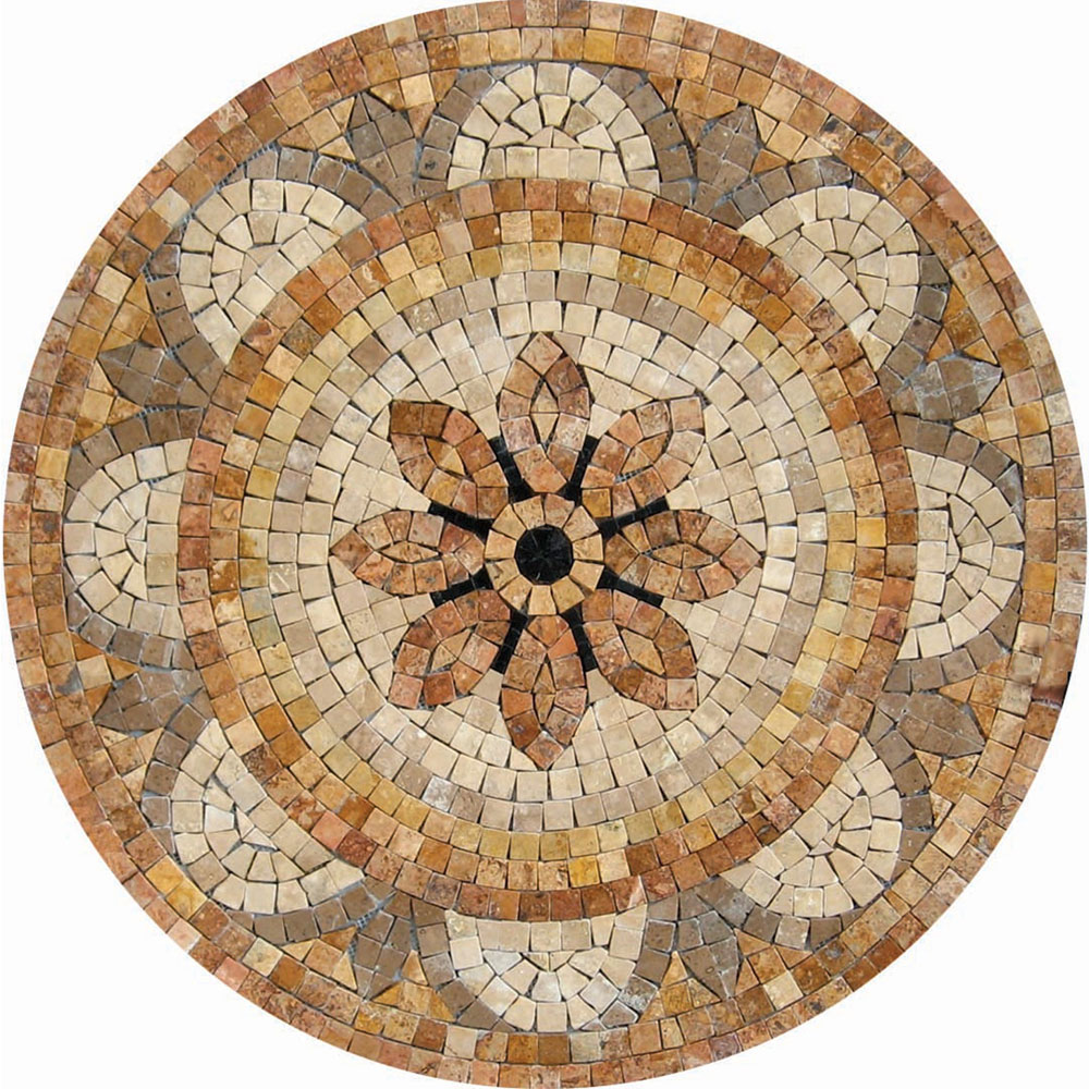 Interceramic Palazzi Medallions 36 Robio