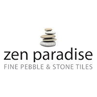 Zen Paradise Orbital Mosaics Tile & Stone Colors