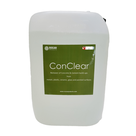 Ecological Concrete & Cement Remover