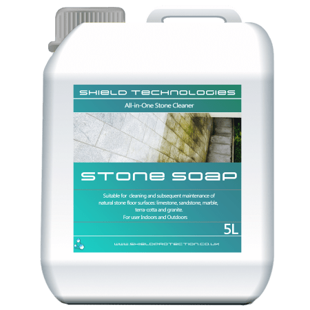 Shield Technologies Stone Soap