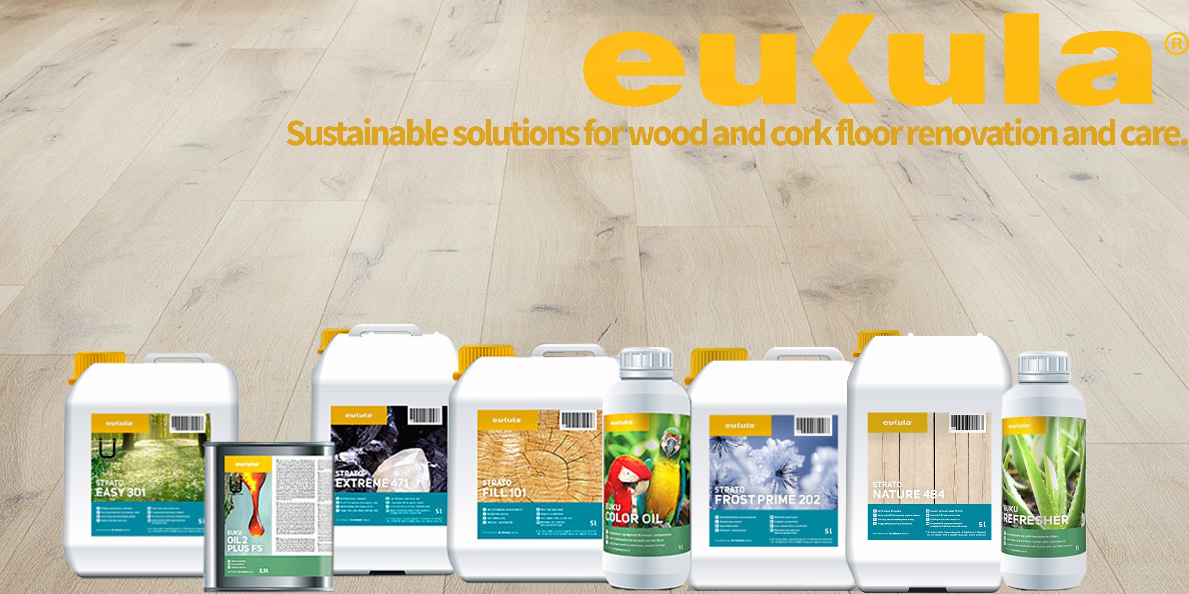 Eukula Floorcare Supplies