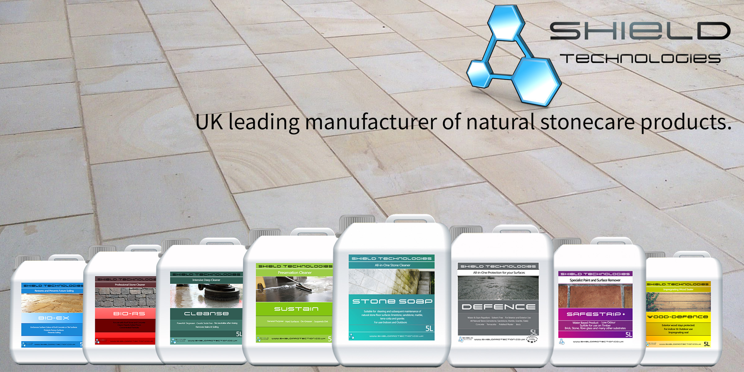 Shield Technologies Floorcare Supplies