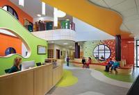 HMFH Architect's design of Thompson Elementary School ...