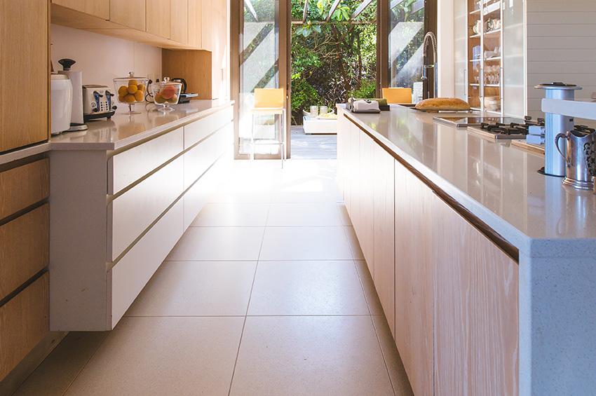 flooring ideas to brighten up your kitchen