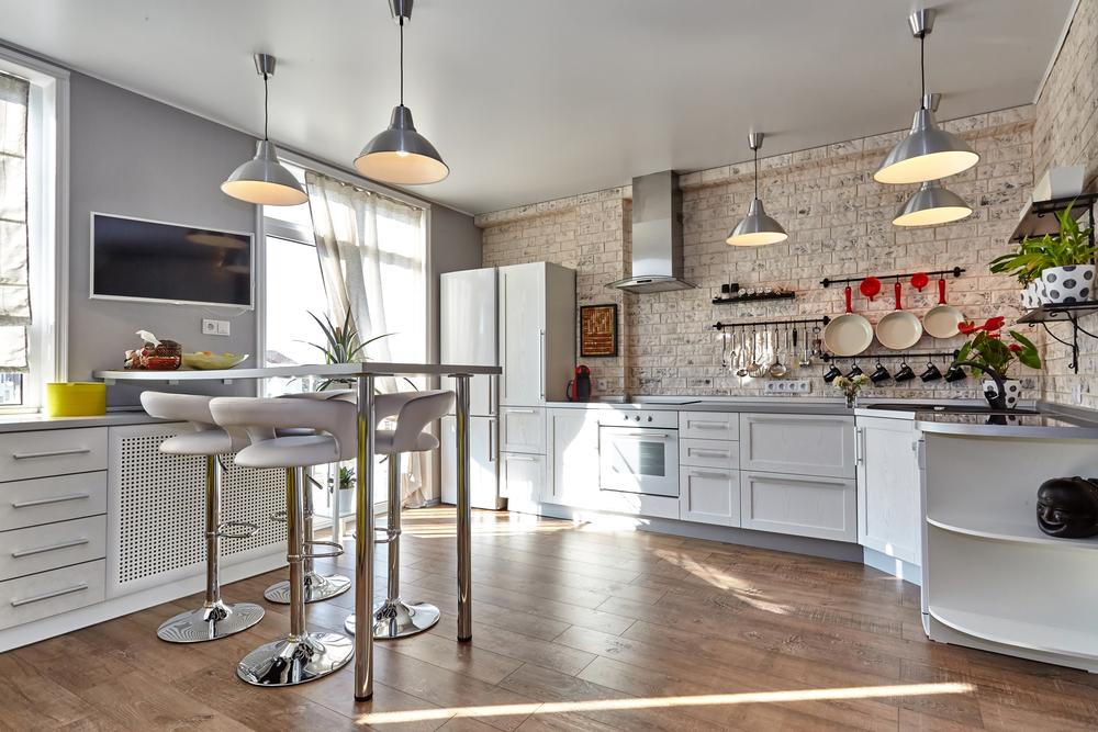 flooring kitchen elkay sinks choosing floors dark vs light floor heating systems inc