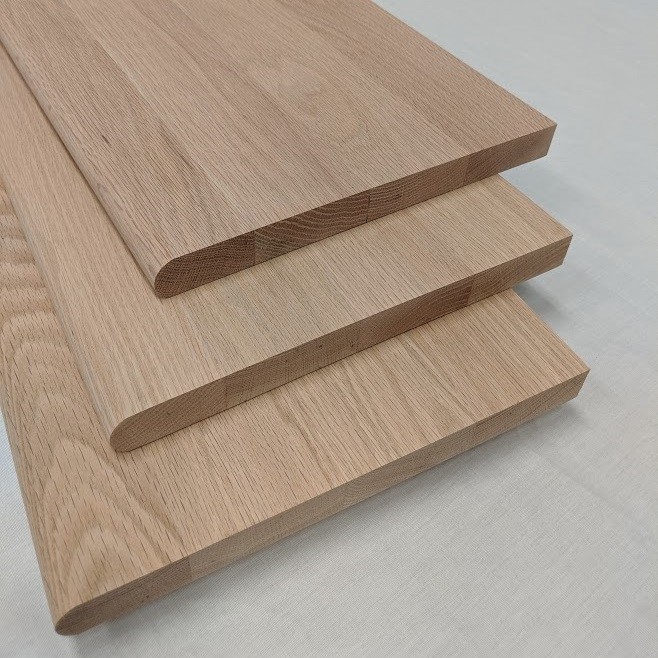 48 Inch Red Oak Stair Treads In Stock At Flooring Org | Best Wood For Stair Treads | Flooring | Reclaimed Wood | Pine | Non Slip | Stair Climber