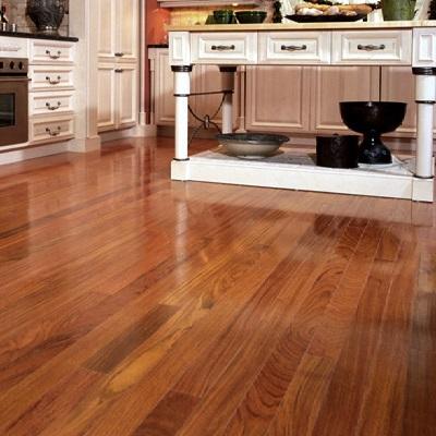 "5"" Prefinished Solid Brazilian Cherry Flooring"