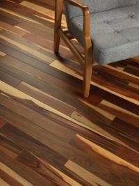 "3 1/4"" Brazilian Walnut Flooring | Character Grade | Solid Ipe"