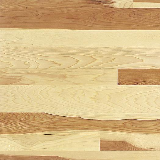 Unfinished Hickory Flooring