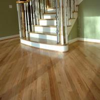 4 Inch Red Oak Flooring | Unfinished Solid Hardwood Floors ...