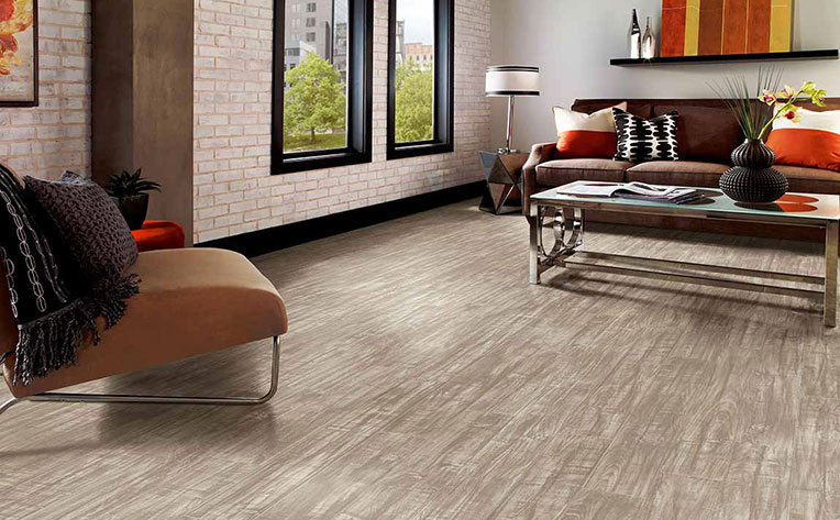 Living Room Vinyl Flooring