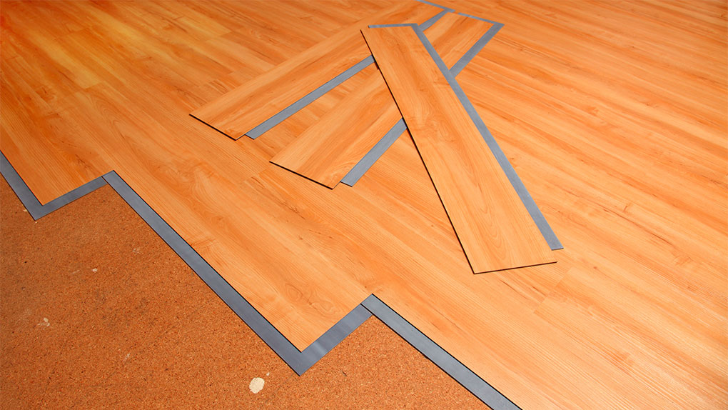 how to install luxury vinyl plank