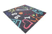 Joy Carpets Kid's Art - Art Inspired Residential Carpet Tiles
