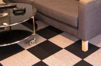Berber Carpet Tiles - Low Cost Self-Adhering Floor Tiles