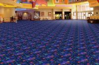 Joy Carpets Neon Light Carpet - Glow-n-the-Dark Broadloom