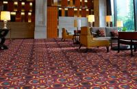 Joy Carpets On Target Carpet Tile - Circular Design Flooring