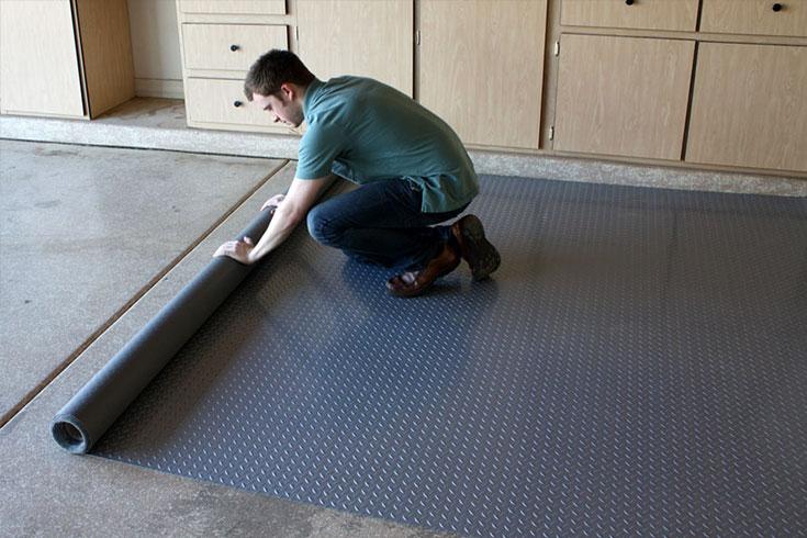 how to choose garage flooring