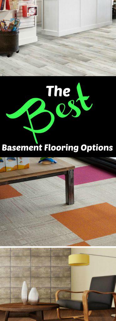 Best flooring options for basements