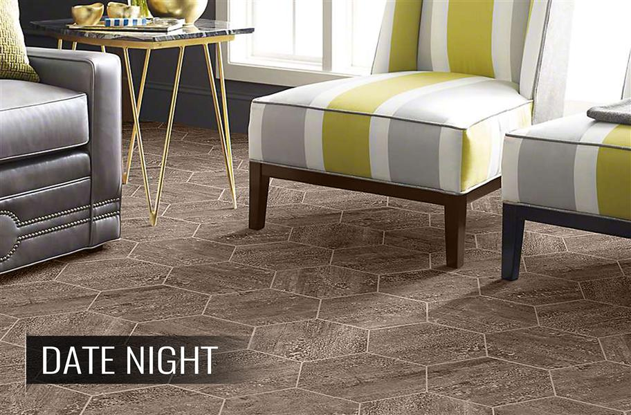 groutable vinyl tiles vinyl flooring trends update your home in style with these vinyl flooring trends that