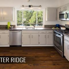 Best Kitchen Floor Counter Backsplash How To Choose The Flooringinc Blog Vinyl Tile Or Wood Which
