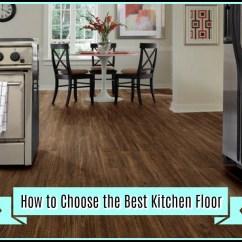 Best Kitchen Floor White Backsplash How To Choose The Flooringinc Blog