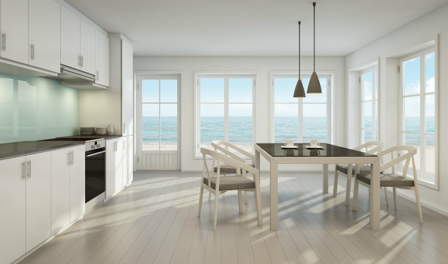 Watch Out For These Dining Room Trends For 2018: 2018 Kitchen Flooring Trends: 20+ Flooring Ideas For The