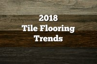 2018 Tile Flooring Trends: 21 Contemporary Tile Flooring ...